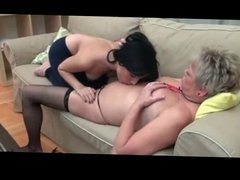Old and Young Lesbians 3 BVR
