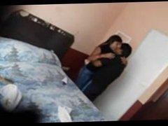 Spy hiden cam prostitute fucking in hotel room