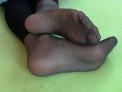 footjob no cum