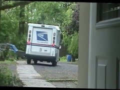 MAIL LADY FLASHER!!!!