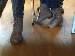 Candid  boots