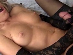 Cumshot from Pussy Compilation