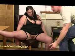 extreme fat flexible real doll