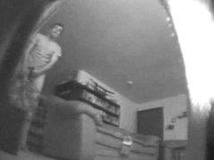 Caught Masturbating (hidden cam)