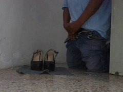 shoes of a prostitute