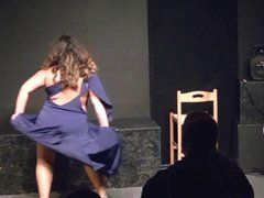 Grandma Fun - Burning Desire (Burlesque in Slow Motion)