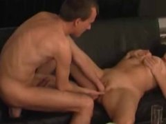 milf pussy fisted by man
