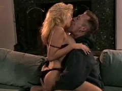 April Adams & Buck Adams - Backhand (1996)