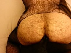 femdom pegging,strapon in my hairy arabian gay big ass hole