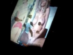 Briana Banks and Sarah Shevon Cum Tribute