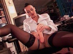 laura angel!!! kiss stockings feet