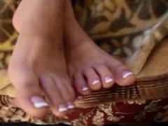 Kurumipantyhose - cum on my feet