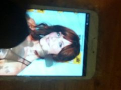 Katie Aselton Cumtribute