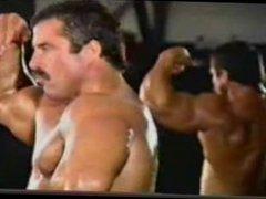 Bodybuilder Peter Andreas a.k.a. Ed Rheinhardt