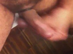 Masturbating with toys
