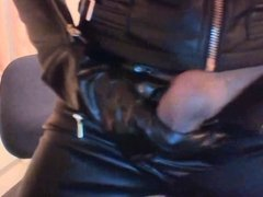 Boots Leather and Cock