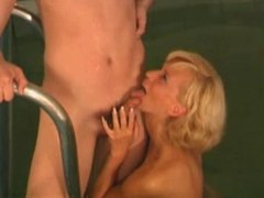 Hot Russian Milf In Spa Room BVR