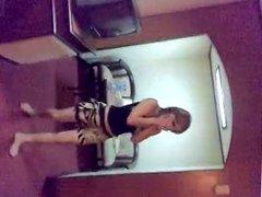 arab dance in hotel