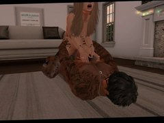 Bump & Grind in Second Life - A & R Productions