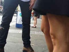 Bare Candid Legs - BCL#040
