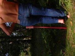 Dildosex in Jeans 1