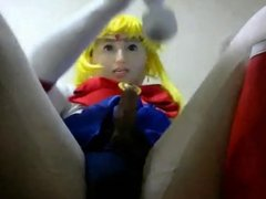 kigurumi sailor moon wanking