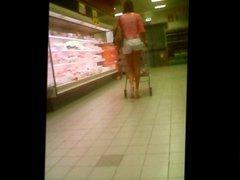 milf at shop