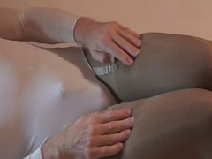 Pantyhose Voice part 1 of 3