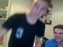 3 Crazy Str8 Australian Boys Show Their Hot Asses On Cam