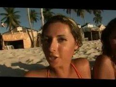 Daria Glover Anal on the Beach