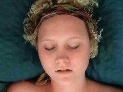 facial target practice 36 blonde