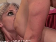 Wicked - Inked babe Kleio Valentien does anal