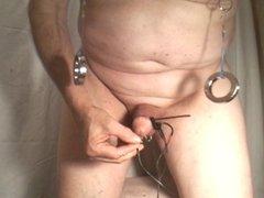 whore-slave1 estim sound and cock loop session