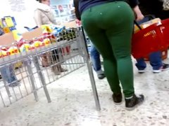 Big ass the supermarket