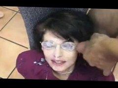Whores who like Facials (Short Compilation)