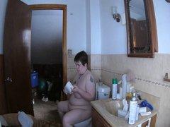 Kaylee Hidden Toilet Cam