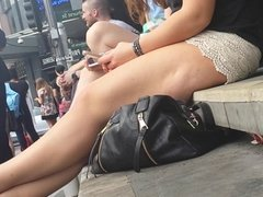 Bare Candid Legs - BCL#045