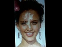 Jessica Alba Huge Cum Facial Tribute