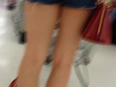 Bare Candid Legs - BCL#047