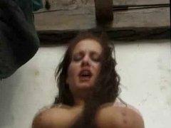 Sandra in scene 1