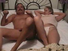 Mature Couple's Nice Home Fuck
