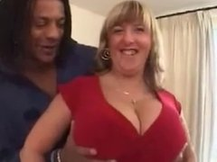 Big Tit Mature Wife Loves Black Cock