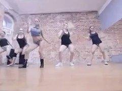 Sexy dance russian