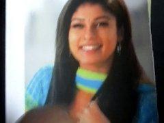 Sexy Nayanthara Cum Tribute 1