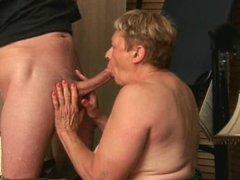 Blond Granny R20