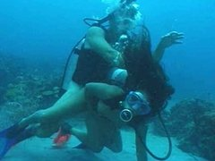 Great Sex On The Bottom Of The Sea - Part 2