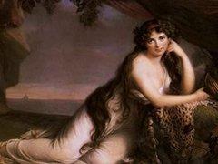 Beautiful woman - Erotic art-1