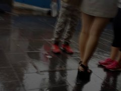 Bare Candid Legs - BCL#050