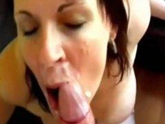 Tons Of Cum For CumSlut