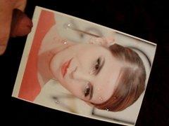 Emma Watson Cum Tribute 1